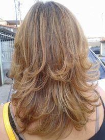 CORTE DEGRADÊ Corte  cabelo  cabeleireiro(a) designer de sobrancelhas maquiador(a) escovista