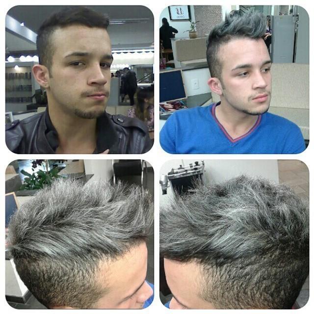 MECHAS Mechas masculina  cabelo  cabeleireiro(a) designer de sobrancelhas maquiador(a) escovista