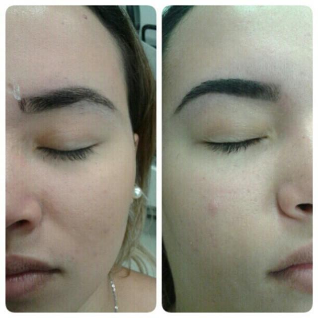 design de sobrancelha correção  Design de sobrancelha  estética  cabeleireiro(a) designer de sobrancelhas maquiador(a) escovista