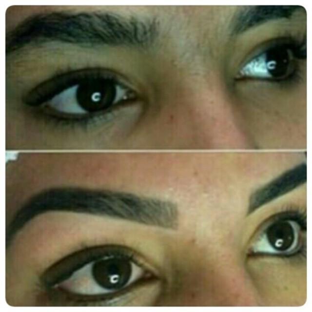 design de sobrancelha correção com henna Design de sobrancelha  estética  cabeleireiro(a) designer de sobrancelhas maquiador(a) escovista