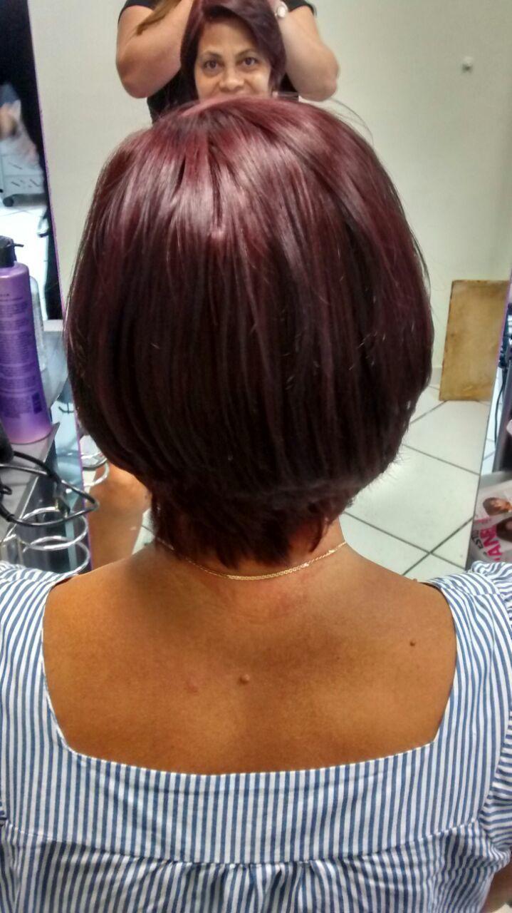 Márcia Moreira Do loiro platinado para o ruivo!  cabelo  auxiliar cabeleireiro(a) maquiador(a) designer de sobrancelhas
