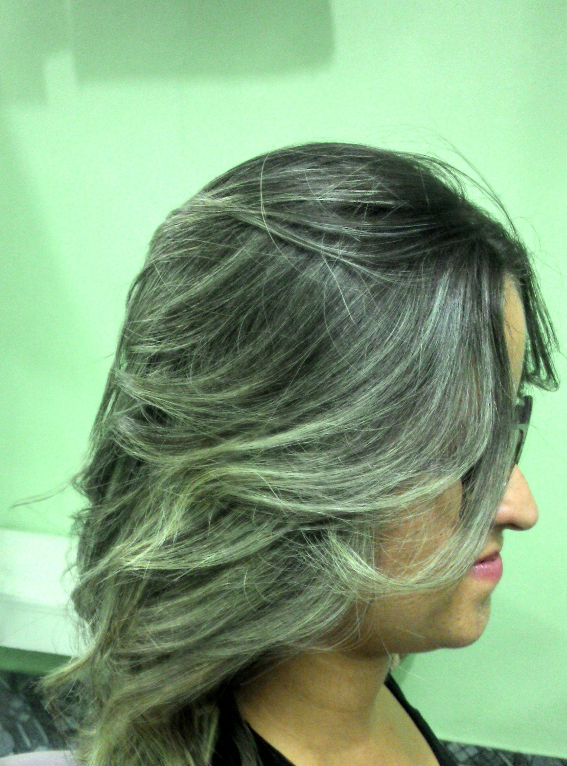 Luzes retoque de raiz  auxiliar cabeleireiro(a) cabeleireiro(a)