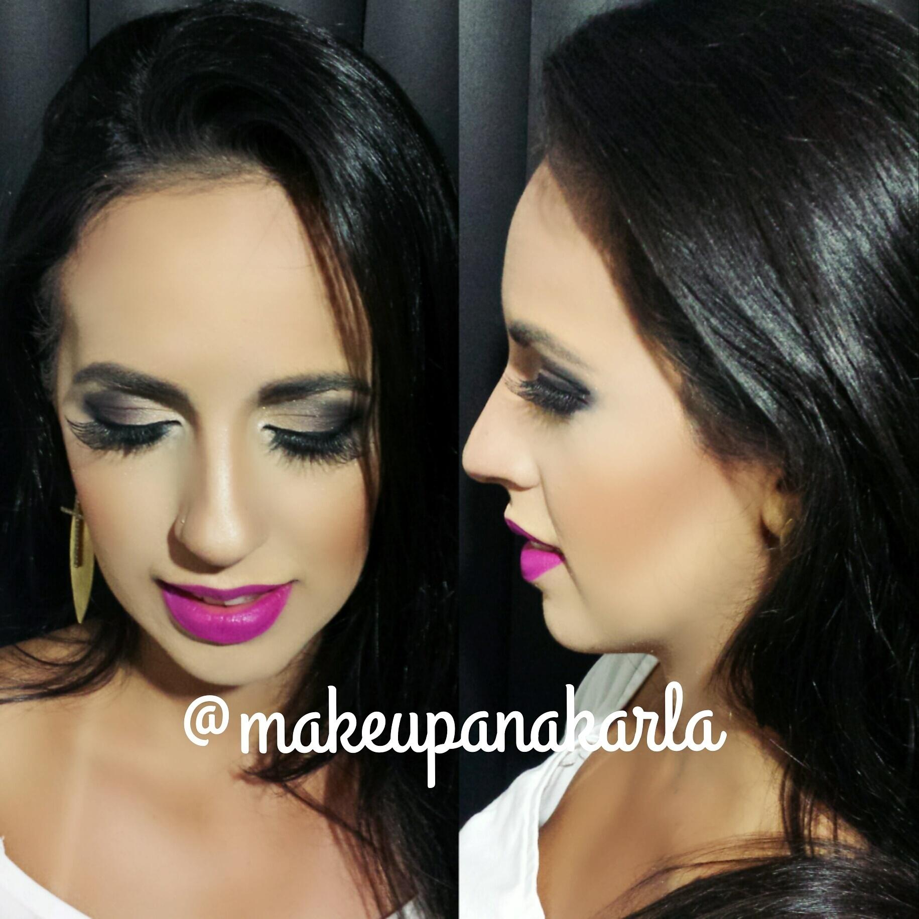 Maquiagem  maquiagem  maquiador(a)
