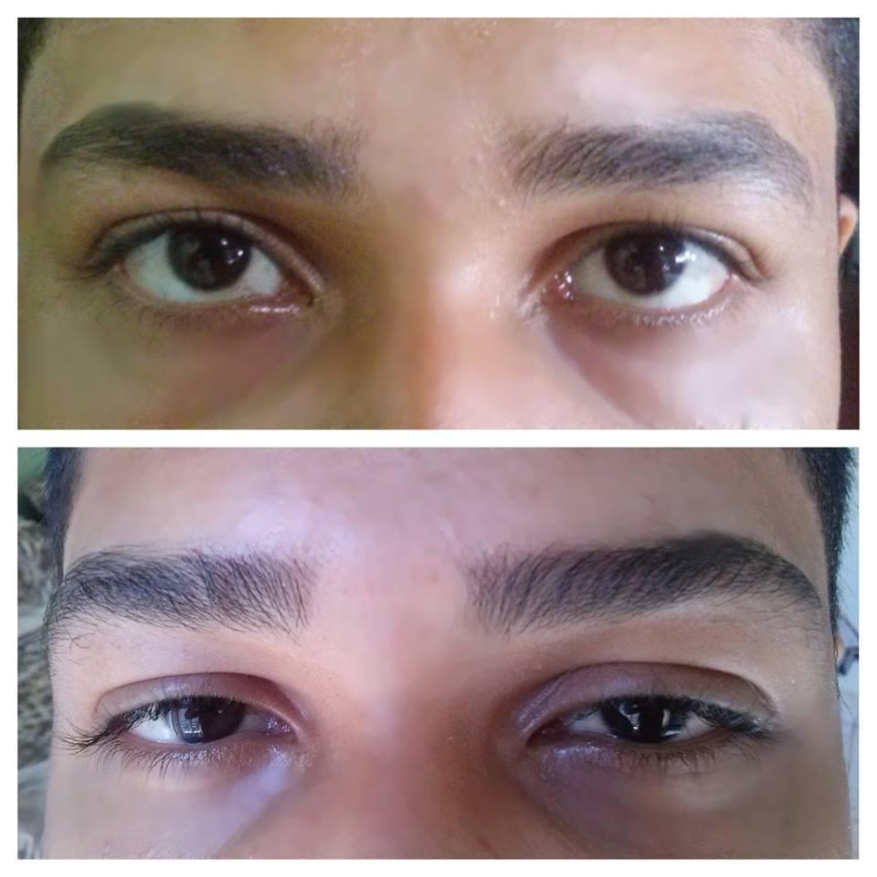 SOBRANCELHAS MASCULINAS designer de sobrancelhas depilador(a) manicure e pedicure