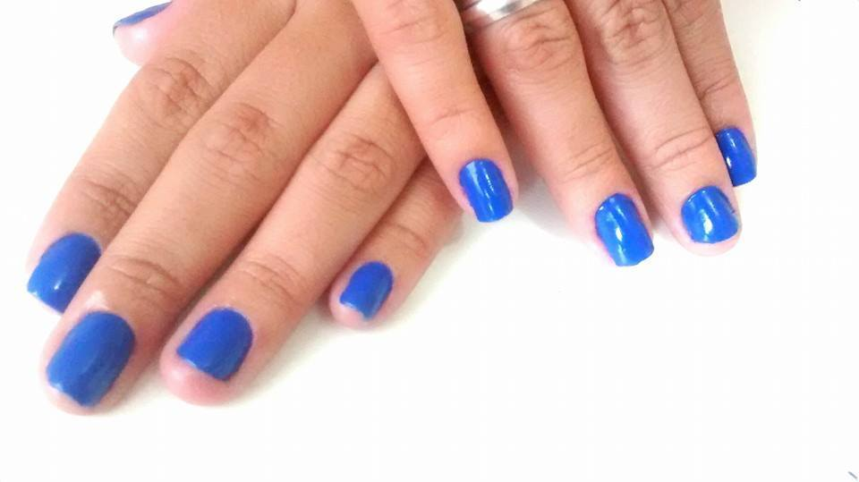 Azul unhas  manicure e pedicure designer de sobrancelhas