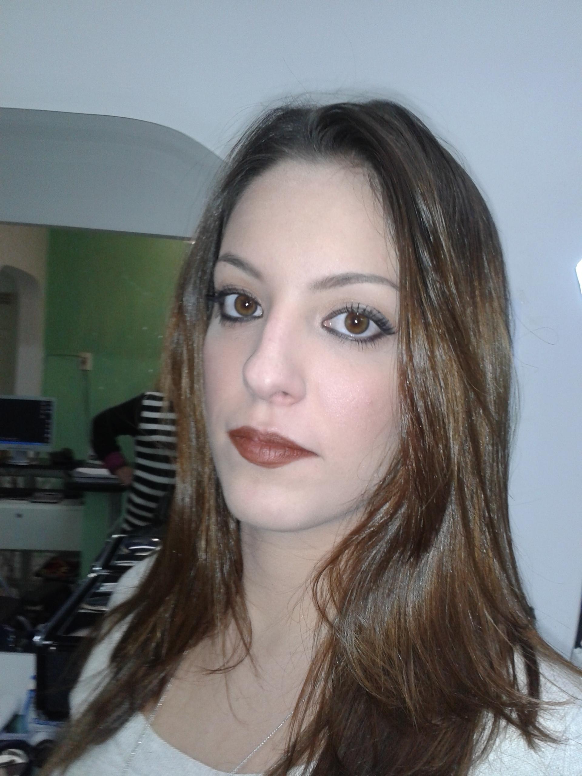 Make -up // depois cabeleireiro(a) barbeiro(a) maquiador(a) designer de sobrancelhas depilador(a)