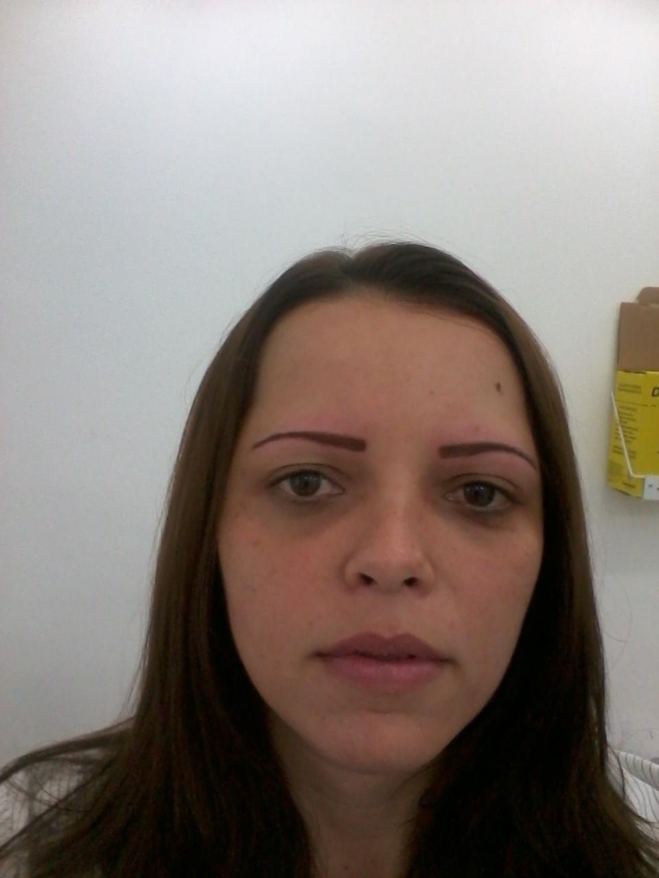 Micropguimentação // depois cabeleireiro(a) barbeiro(a) maquiador(a) designer de sobrancelhas depilador(a)