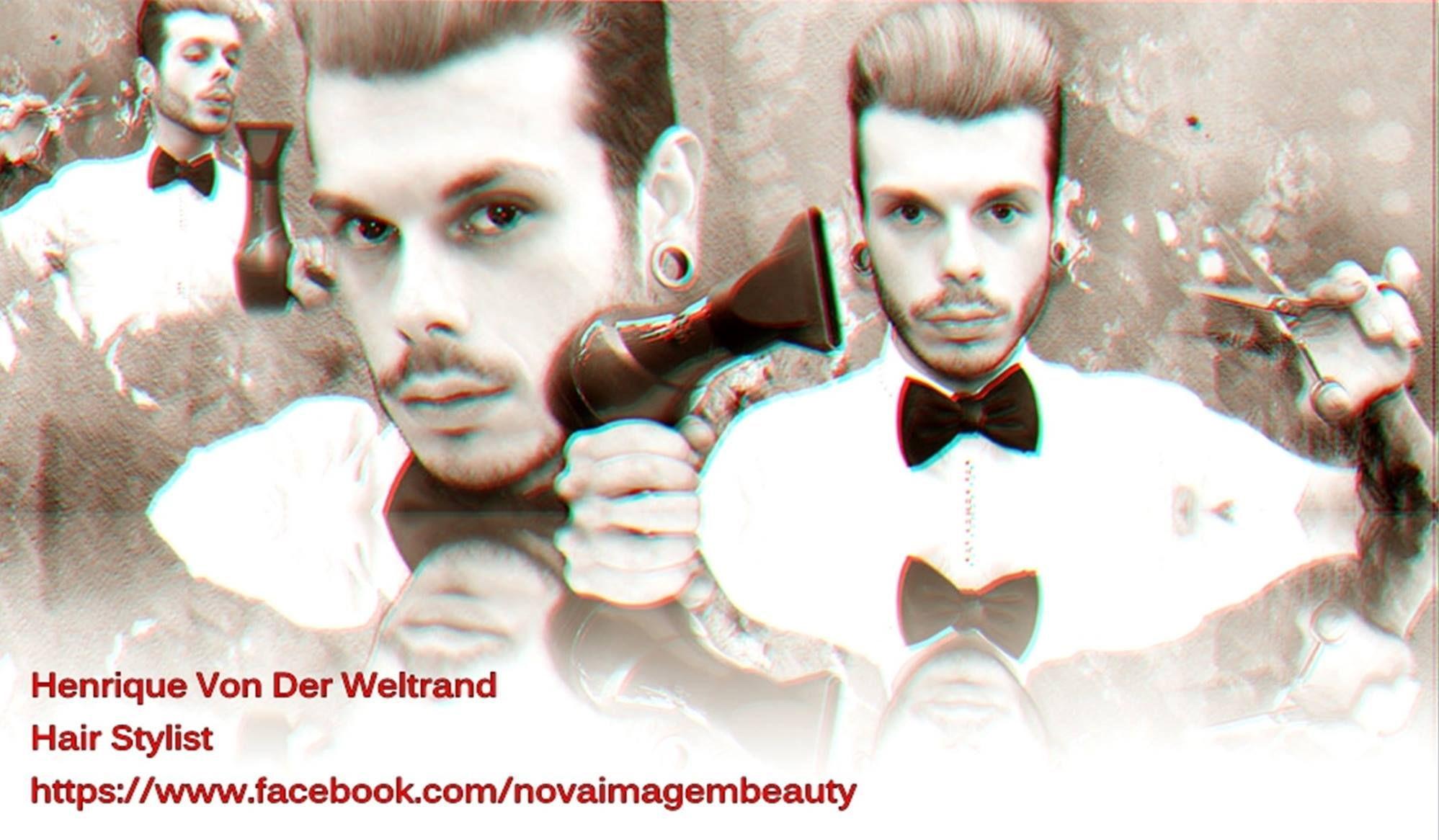 Henrique Von Der Weltrand Hair-Stylist cabeleireiro(a)