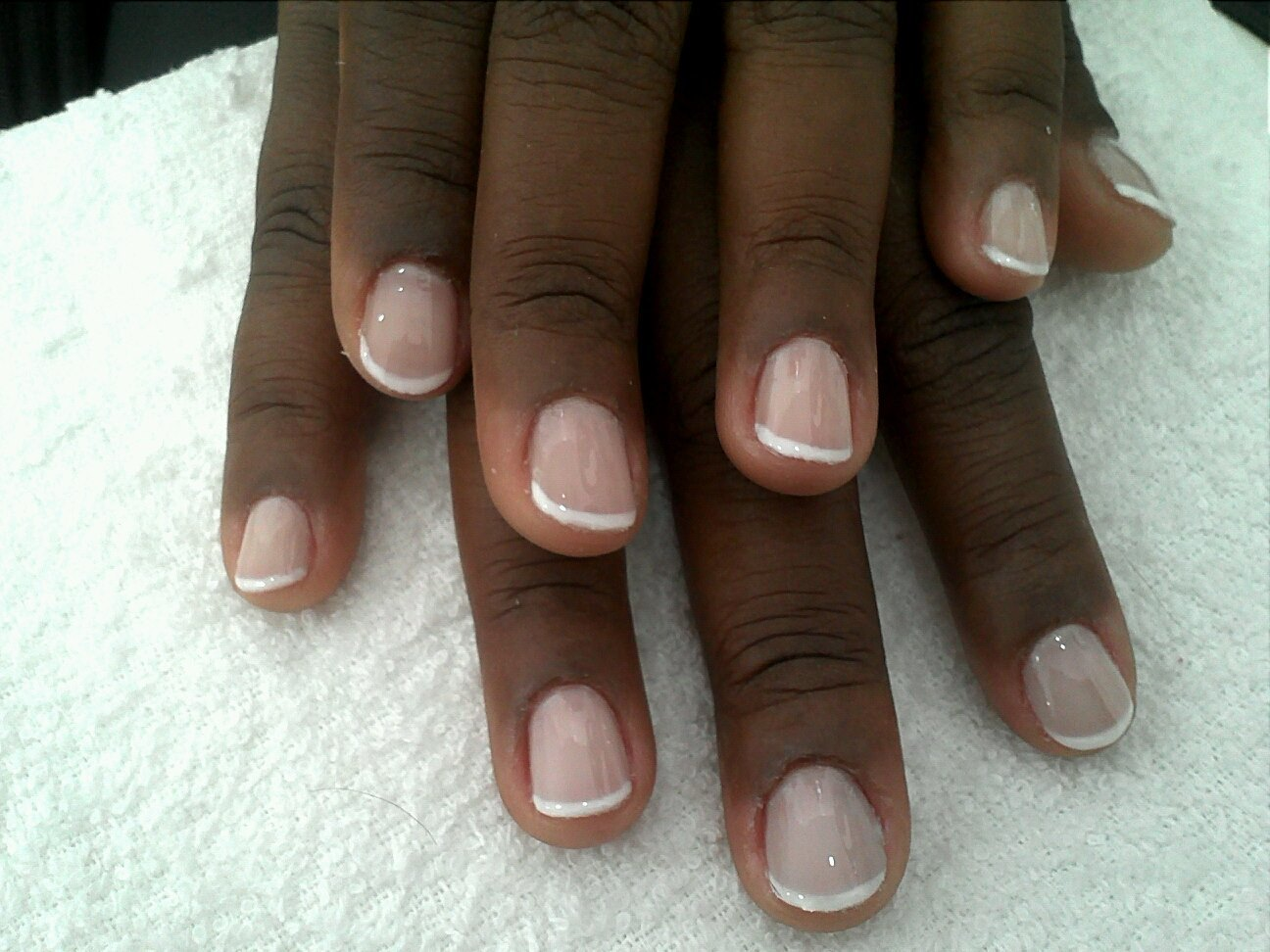 francesinha  unhas  manicure e pedicure cabeleireiro(a)