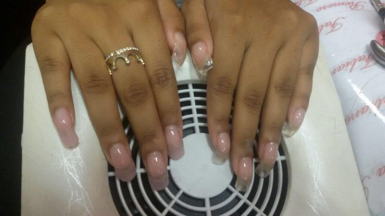 Unhas artificiais Unhas de gel  unhas  manicure e pedicure