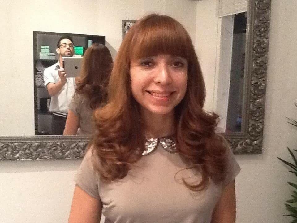 Coloração Ruivo Intenso Wella cabelo cabeleireiro(a) maquiador(a)