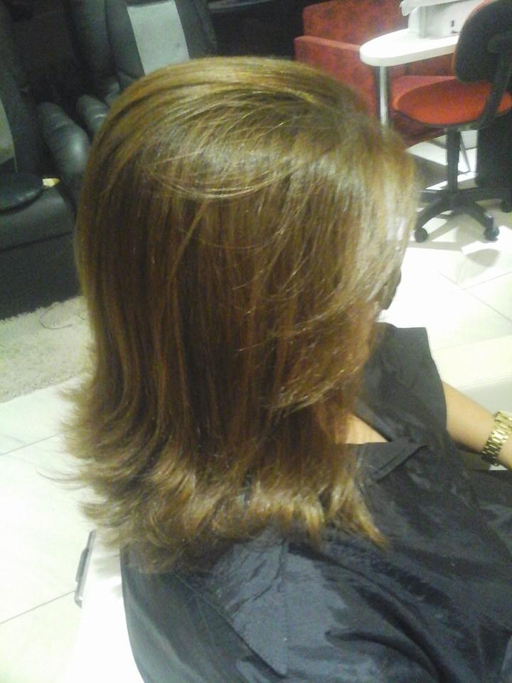 Botox... Depois cabeleireiro(a)