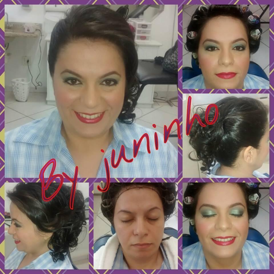 By juninho Cabelo e maquiagem! cabeleireiro(a) maquiador(a)