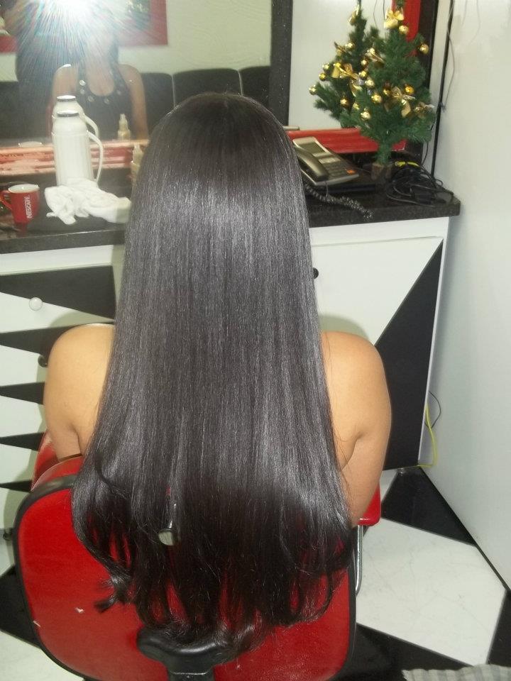 depois by juninho tratamento térmico finalizado cabeleireiro(a) maquiador(a)