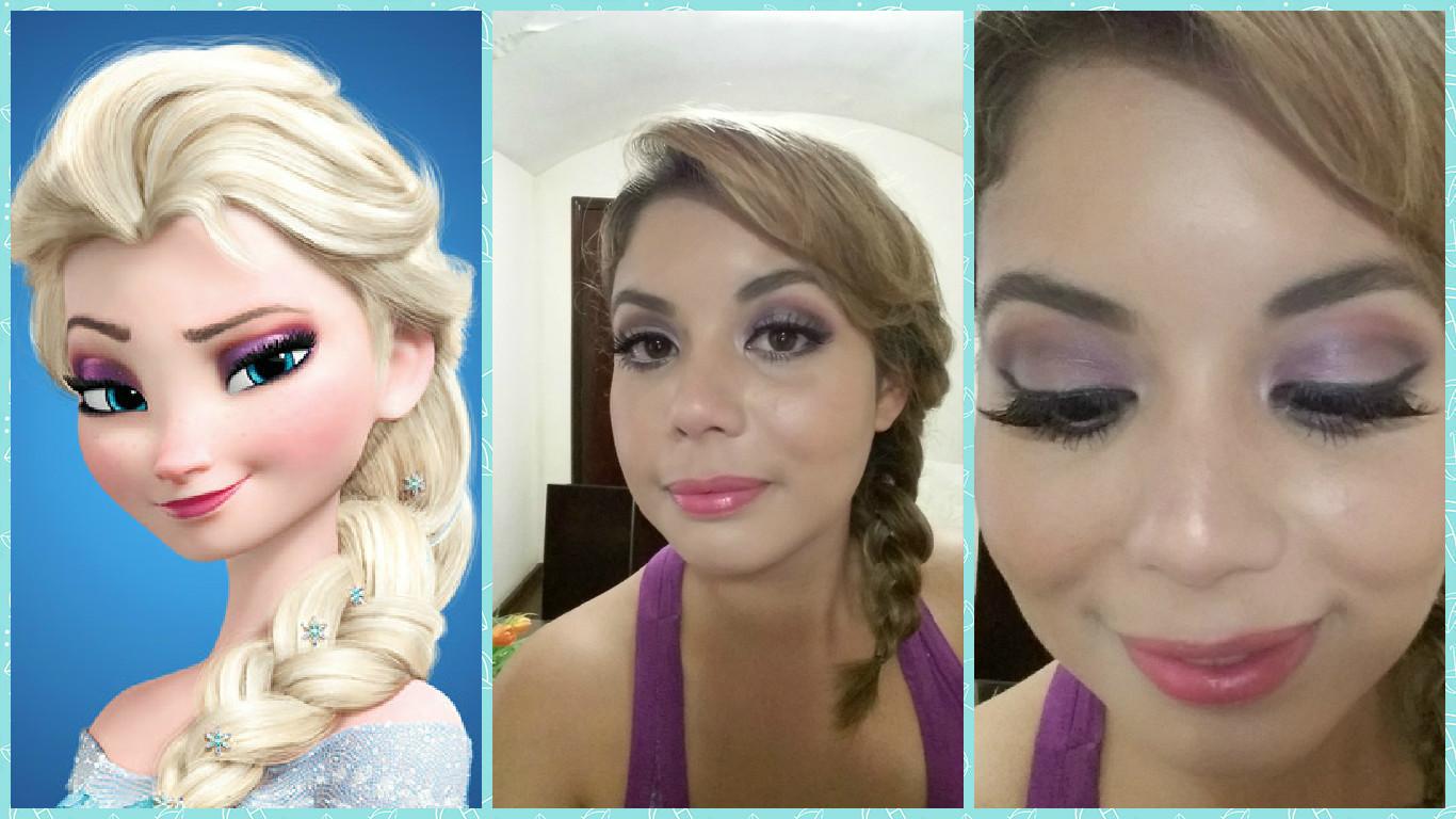 Elsa Frozen maquiador(a)
