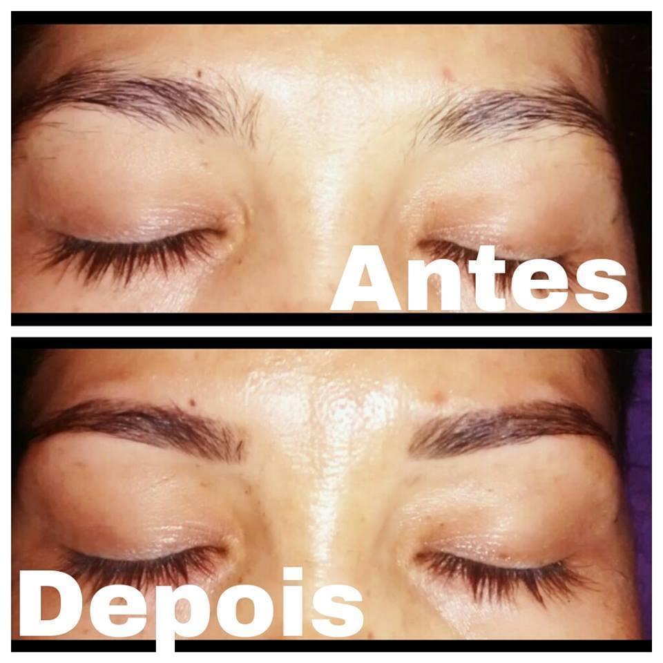 Design de Sobrancelhas esteticista designer de sobrancelhas depilador(a)