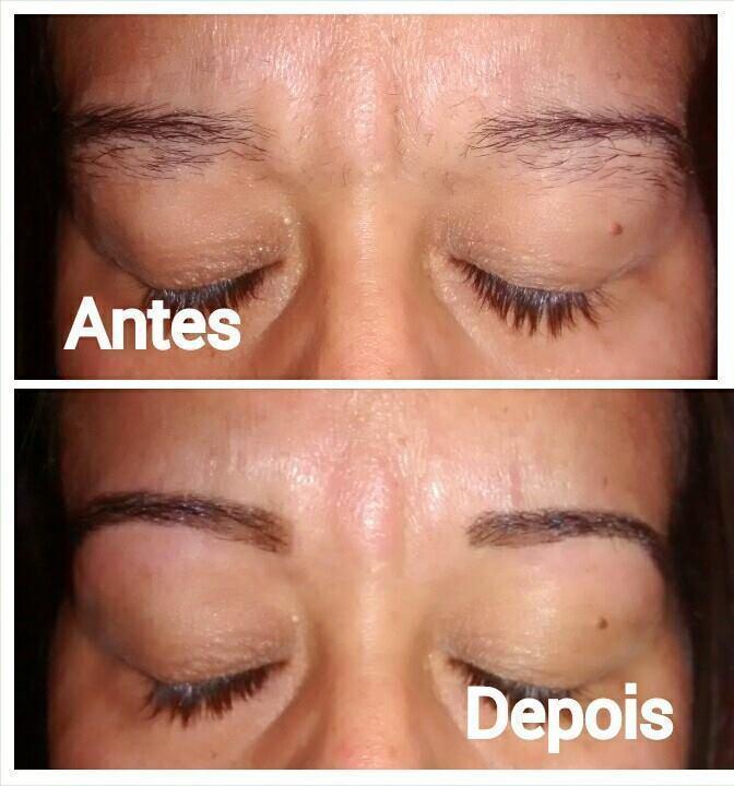 Design de Sobrancehas esteticista designer de sobrancelhas depilador(a)