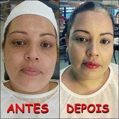 Maquiagens  batom vermelho  maquiagem  maquiador(a)