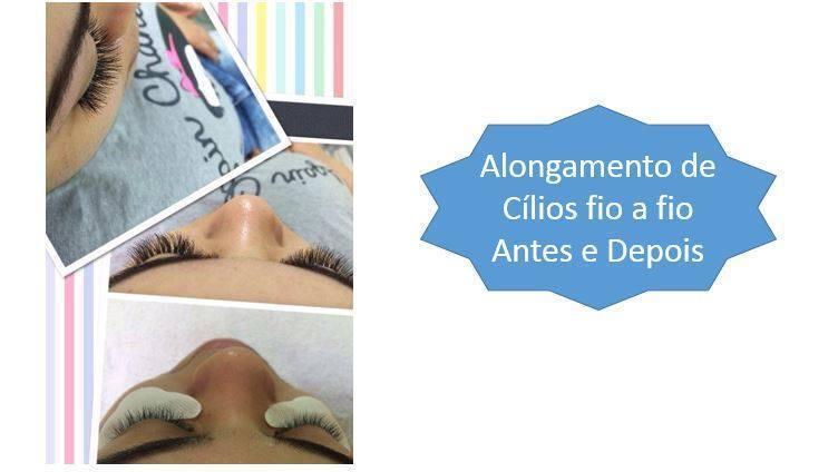 Alongamento de cílios fio a fio dermopigmentador(a)