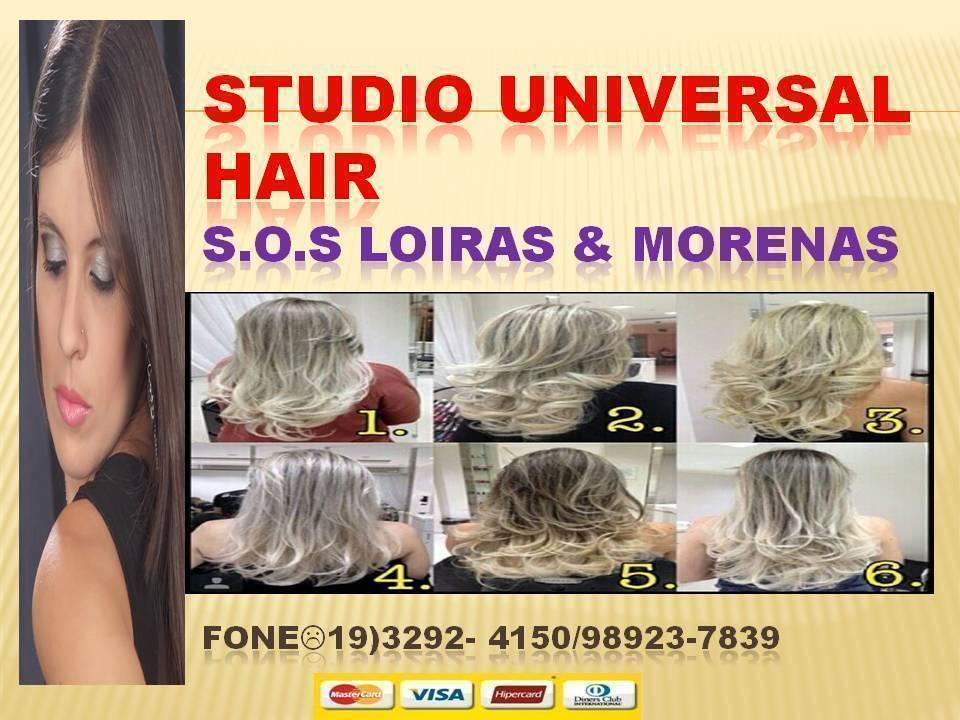PLATINIUM BLOND COM MUITA TÉCNICA AMOR E DEDICAÇÃO TOTAL cabeleireiro(a)