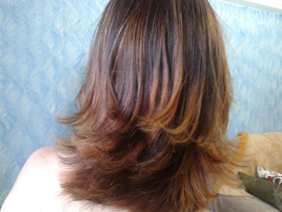repicado  cabelo  cabeleireiro(a)