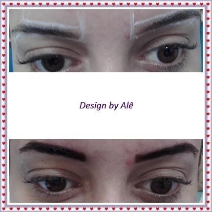 Design maquiador(a) depilador(a) designer de sobrancelhas outros