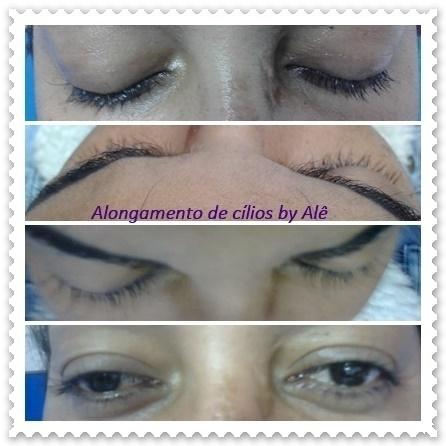 Alongamento de cílios maquiador(a) depilador(a) designer de sobrancelhas outros