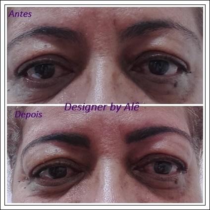 Design de sobrancelas maquiador(a) depilador(a) designer de sobrancelhas outros