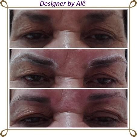 Design de sobrancelhas maquiador(a) depilador(a) designer de sobrancelhas outros