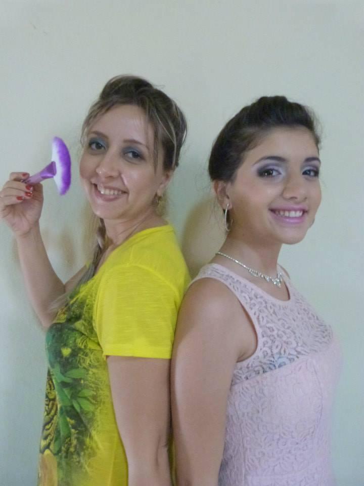 Make debutante Fiz Hair e Make. maquiador(a) depilador(a) designer de sobrancelhas outros