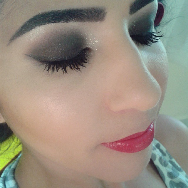 Cliente maquiagem maquiador(a)