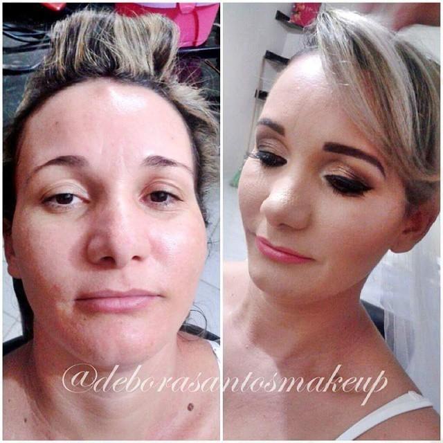 Produção noiva maquiagem maquiador(a)