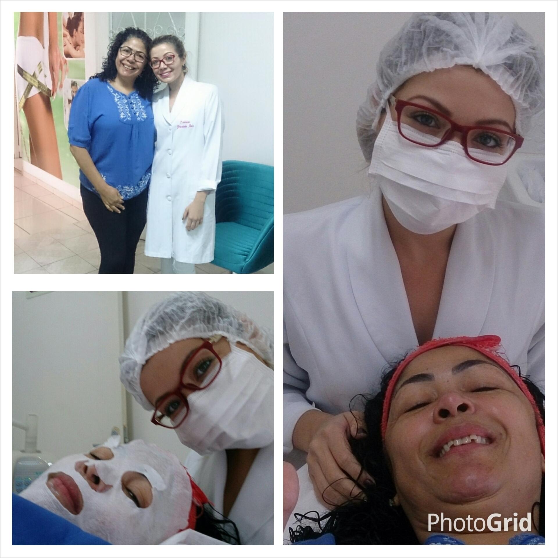 Limpeza de Pele  Higienização, Peeling ultrasonico,extração de comedões, milliuns,alta freqüência! esteticista cosmetólogo(a)