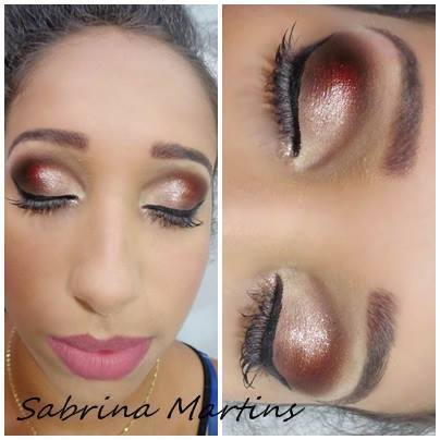 make up tons terrosos, e bronzer ♥ maquiador(a)