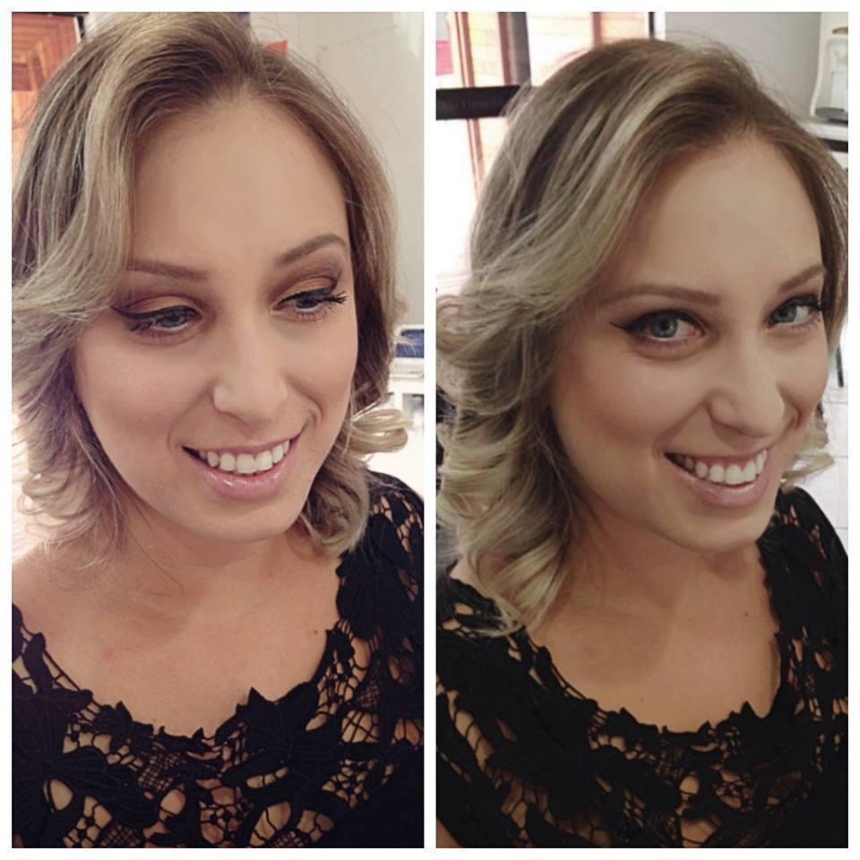 make up mais sútil, para o dia a dia. maquiador(a)