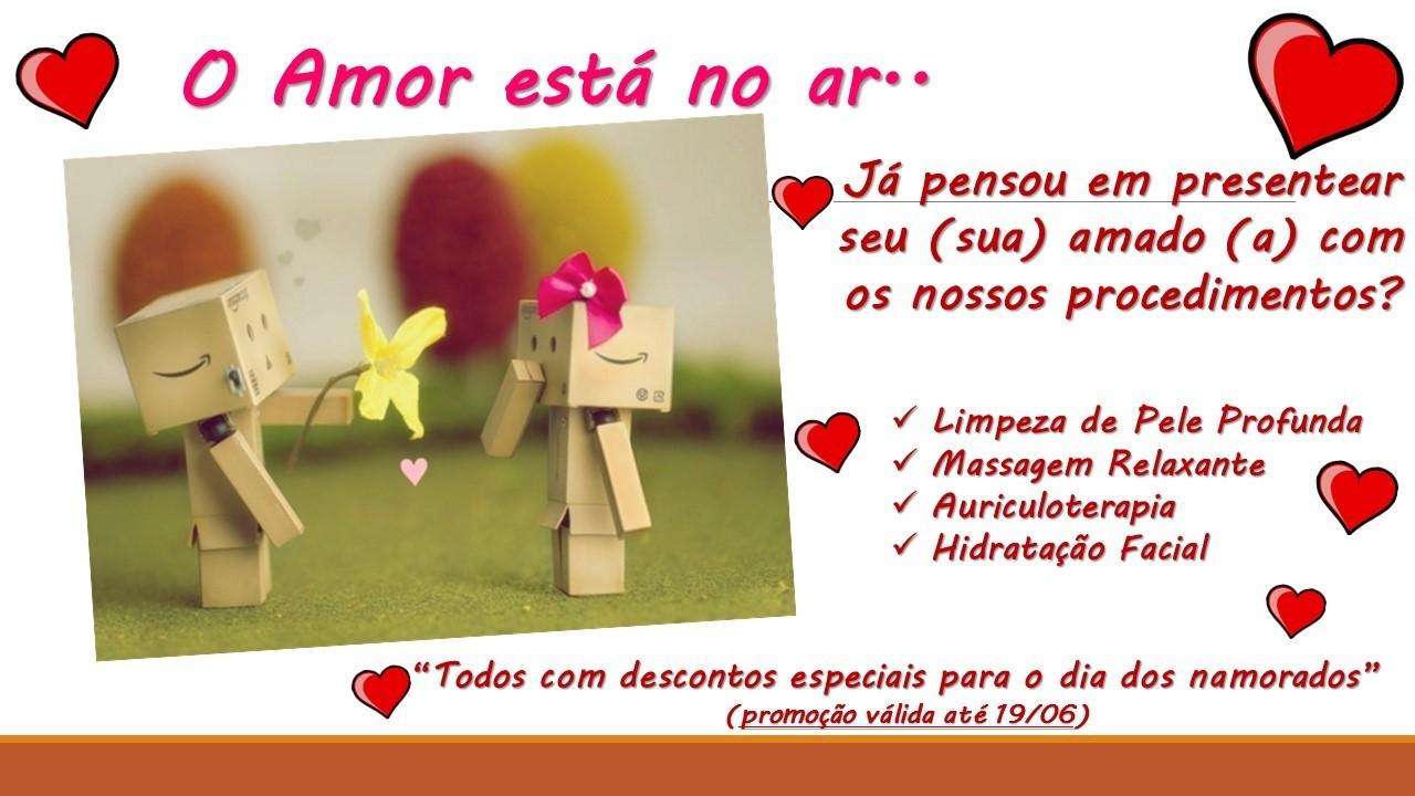 Promo Com Amor <3 esteticista massoterapeuta
