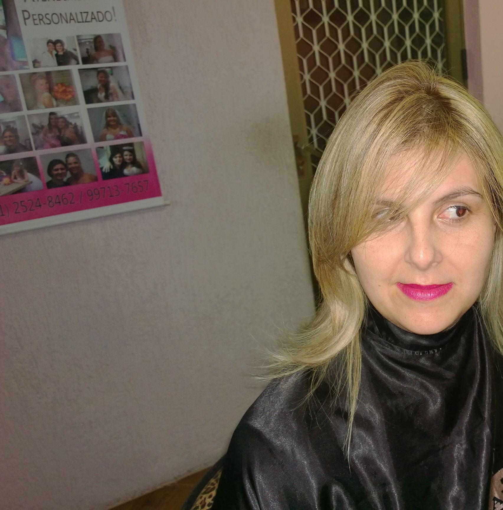 correção de cor e corte maquiador(a)