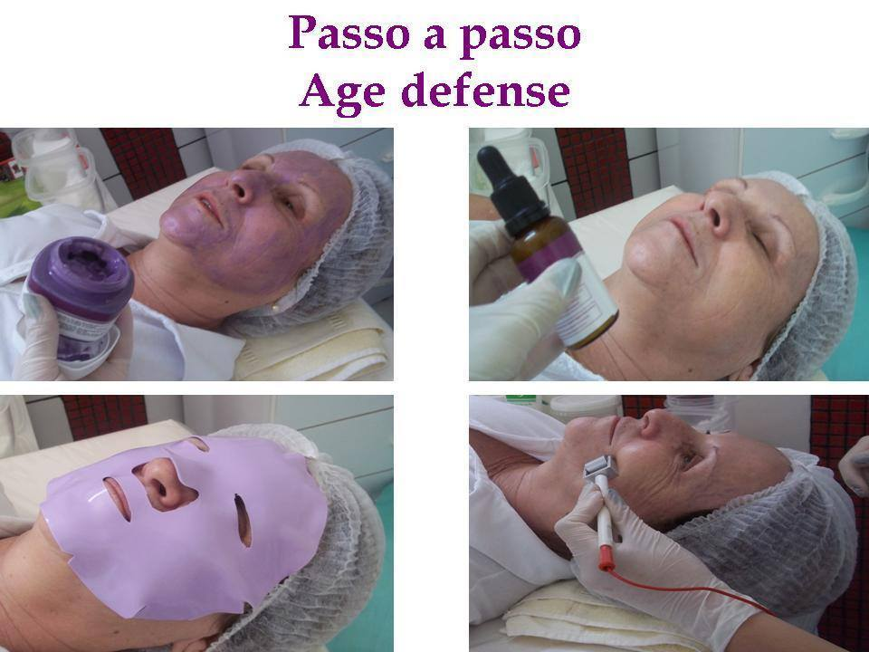 Rejuvenescimento Tratamento com Age Defense empresário(a) / dono de negócio enfermeiro(a) cosmetólogo(a) esteticista