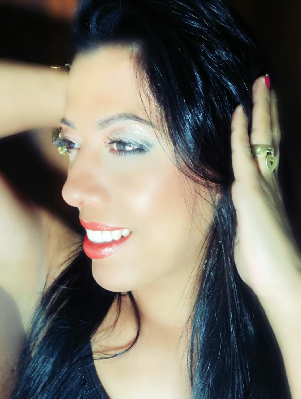 Curso de auto maquiagem de Michele Santos