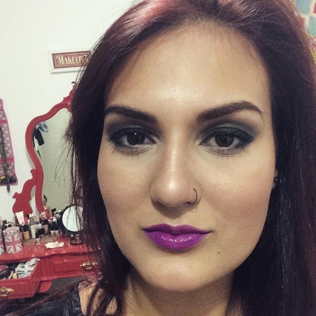 Automaquiagem Rafaela Cavalotti maquiagem maquiador(a)