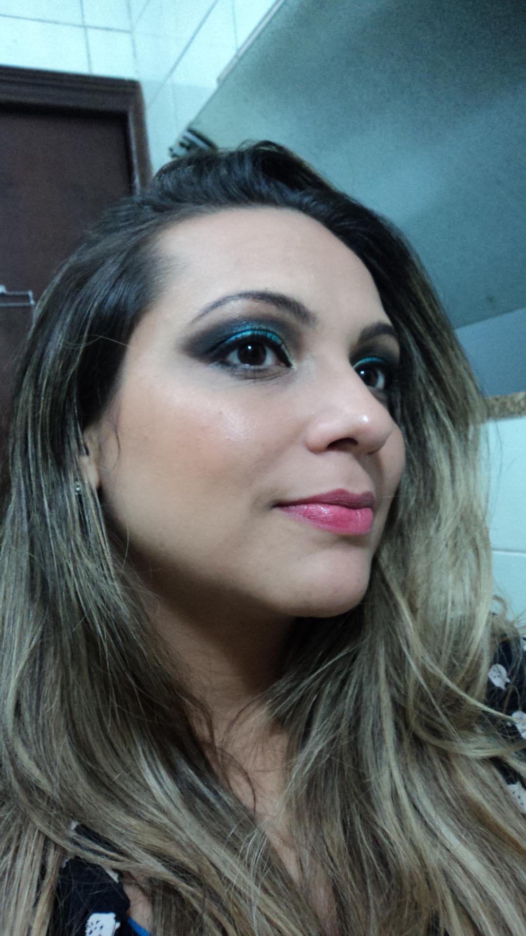 MakeUp Sombras 3D maquiador(a)