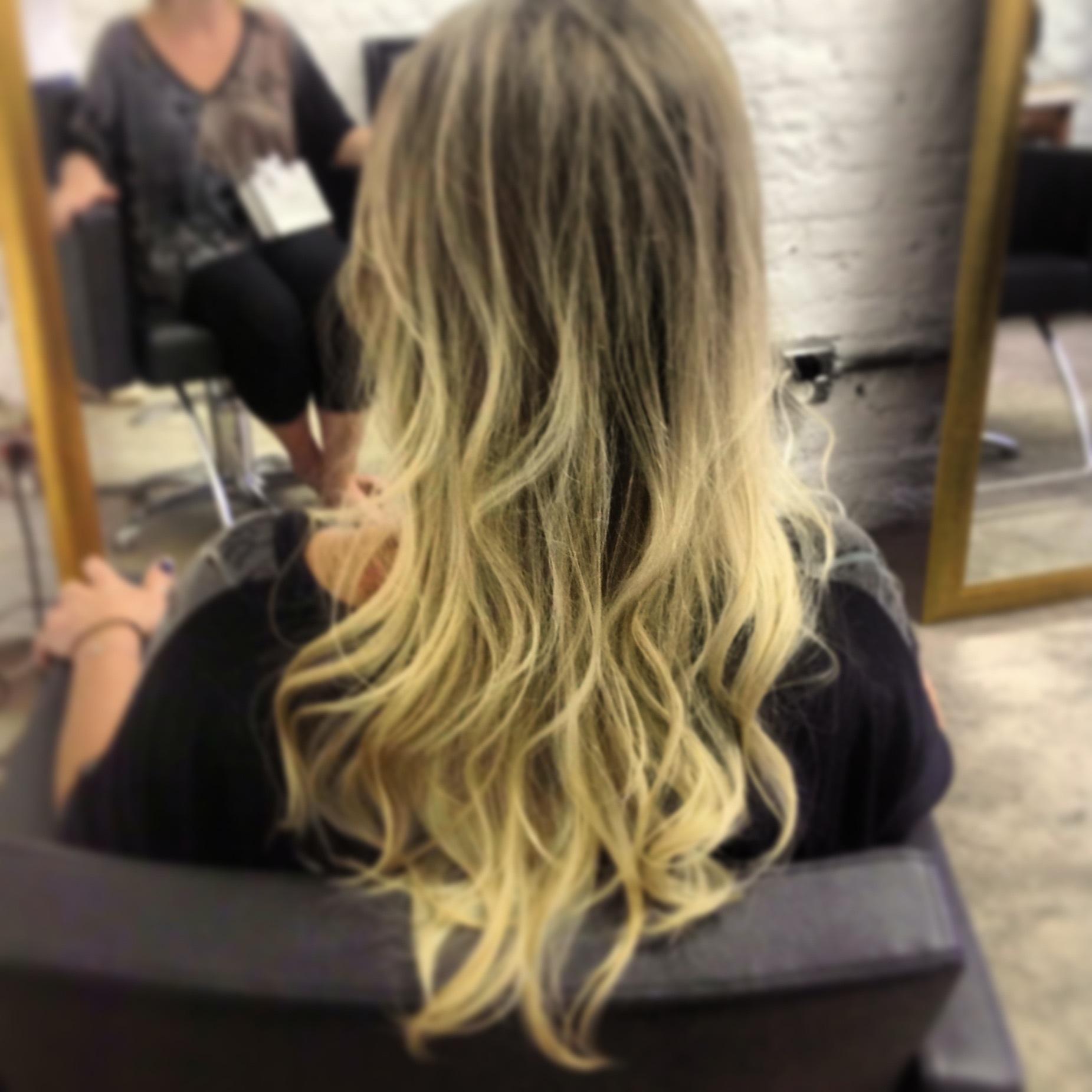 Balayagem  cabelo visagista cabeleireiro(a) micropigmentador(a)