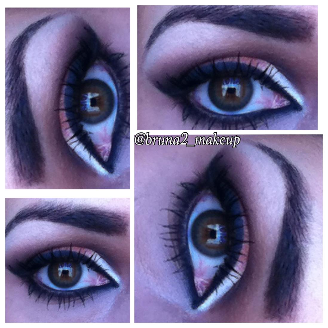 olhar marcante  maquiagem