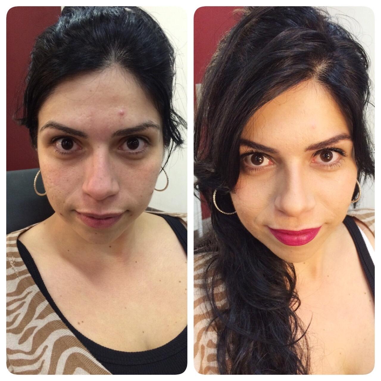maquiador(a) recepcionista