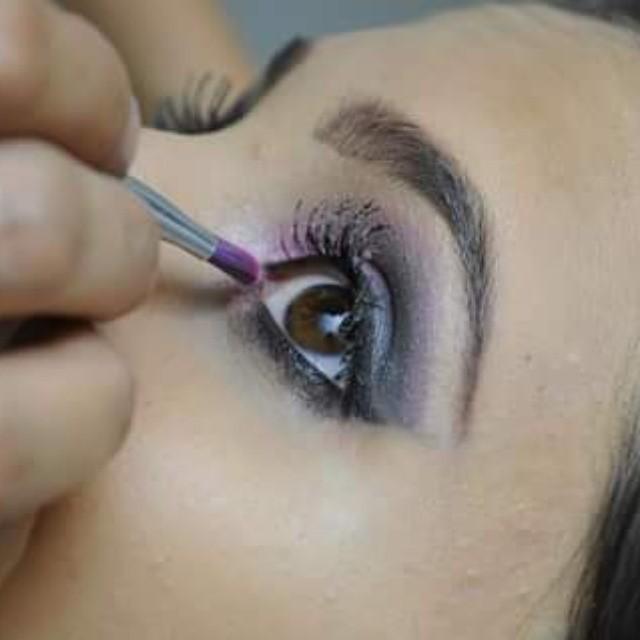 Make_up profissional Maquiagem realizada em uma debutante. maquiador(a) esteticista
