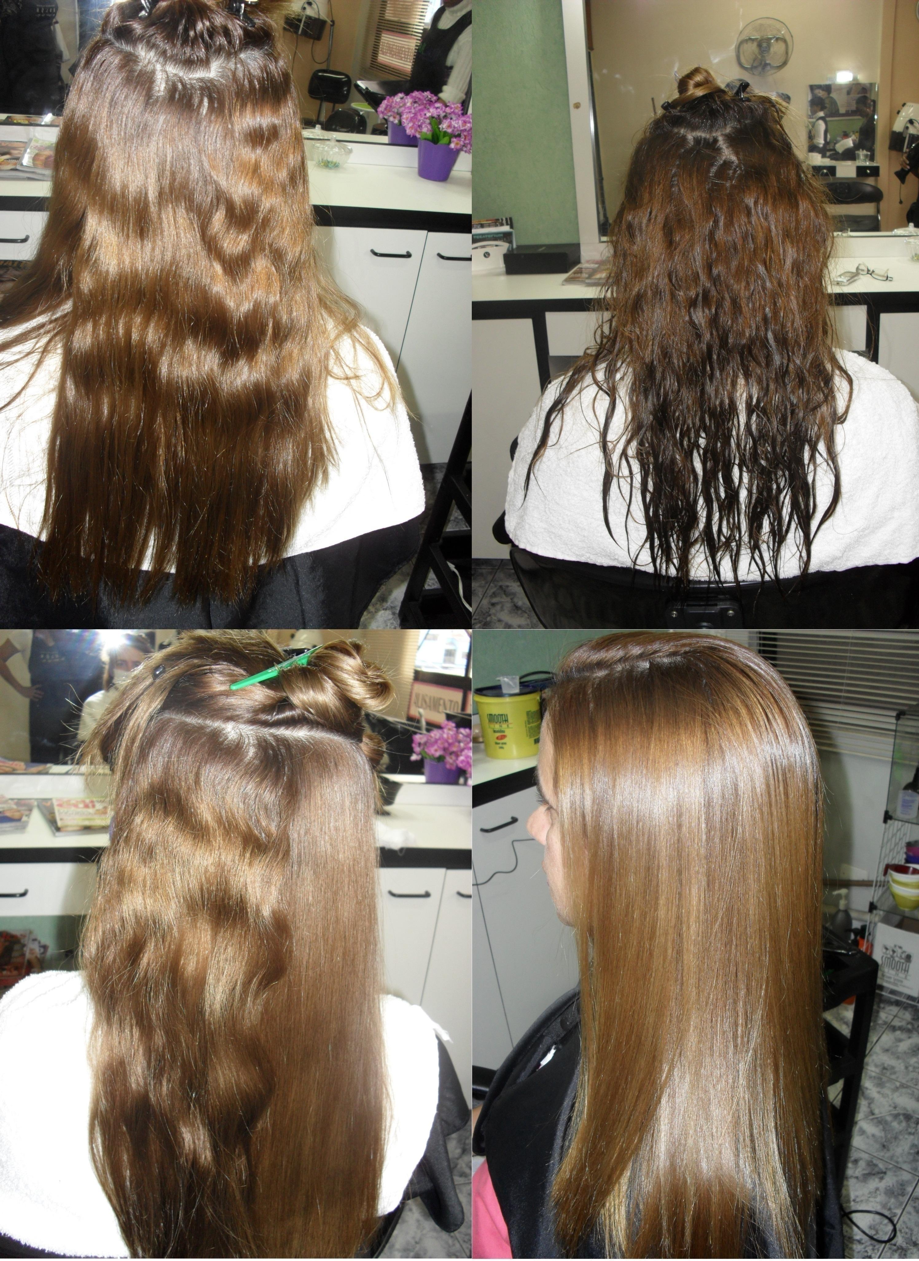 Progressiva Cabelo feito com Progressiva ZAP em 4 horas cabeleireiro(a)