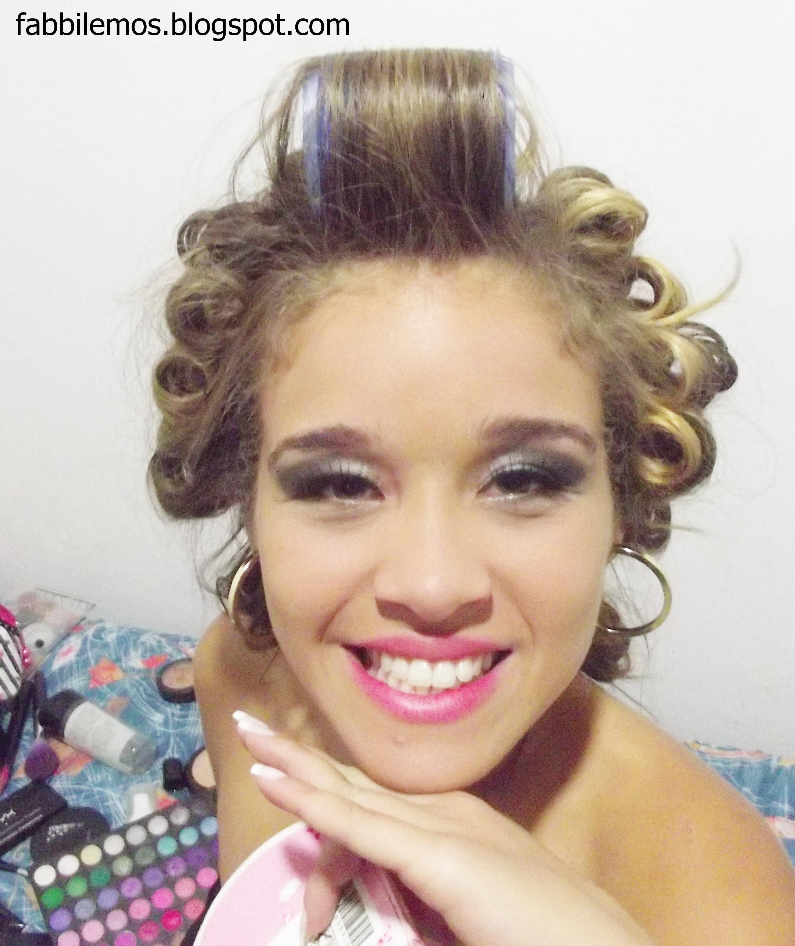 Miss Maricá 2013 O depois da candidata. maquiador(a) docente / professor(a) designer de sobrancelhas manicure e pedicure esteticista