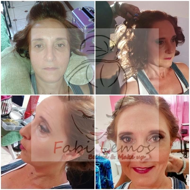 Mãe do noivo maquiador(a) docente / professor(a) designer de sobrancelhas manicure e pedicure esteticista