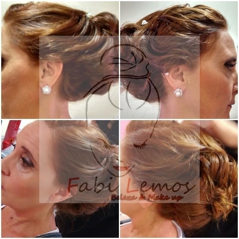 Penteado mãe do noivo. maquiador(a) docente / professor(a) designer de sobrancelhas manicure e pedicure esteticista