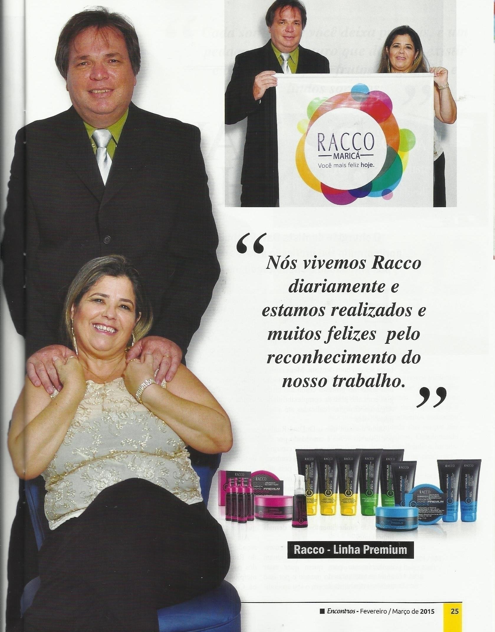 Trabalho mídia Trabalho de maquiagem na Revista Encontros de Maricá. maquiador(a) docente / professor(a) designer de sobrancelhas manicure e pedicure esteticista